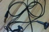 Wie man Kopfhörer zu wickeln, damit sie nicht verwirren!