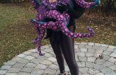 Baby Tintenfisch Kostüm - beweglichen Tentakeln