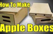 Wie erstelle ich Apple Boxen
