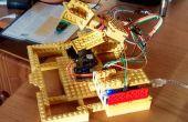 Arduino & Lego Solar Tracker (zweiachsige)