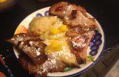 Honig-Kokos-Käsekuchen-Rangun! w / Bonus Rezepte