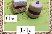 Clay Jelly Kuchen