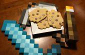 Minecraft-Chocolate Chip Cookies IRL