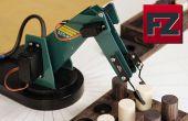 4-Achsen Roboterarm DIY