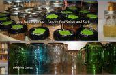 Einmachglas Küche Transformation