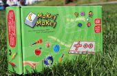 Spielen Pacman mit Makey Makey
