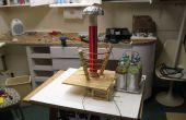 Wie man eine Teslaspule zu bauen