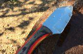Machen Sie ein Messer aus High-Carbon Stahl