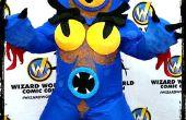 """Wie erstelle ich ein Big Hero 6: """"Fredzilla""""-Kostüm"""