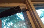 Fix, die schwer zu schließen/öffnen Tür oder Fenster