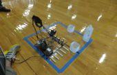 Erstellen eines Roboterarms für die Wissenschaft-Olympiade