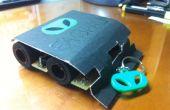Mein Mini-Sumobot (720 u/min Prototyp Mrk.12)