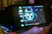 Wie installiere ich Themen, Bilder, Musik, Videos und Spiele auf einem Playstation Portable (PSP)