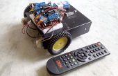 Machen Sie sich eine TV-Fernbedienung Arduino Roboter!