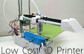 Rand-3D-Drucker 1.0 - eine kostengünstige open-Source-3D-Drucker!