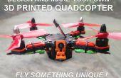 Gewusst wie: entwerfen und 3D-Druck Ihren ganz eigenen Quadcopter!!