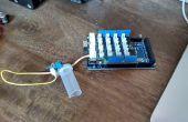 Einfache Arduino Formaldehyd Sensor