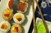 Sushi-Cupcakes!