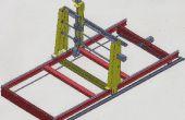 GUTE Qualität-CNC-Maschine