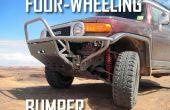 Benutzerdefinierte Stahlstoßfänger für Off-Road-Truck