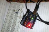 Lesen Sie Analogwerte von LDR mit Arduino