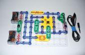 Bauen Sie ein optisches Theremin--verbessern Ihre Snap Schaltungen durch Hinzufügen einer 555 Timer integrierte Schaltung II