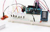 Bauen ein Lipo-Akku-Messgerät