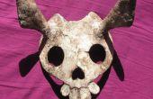 Wie man die Schädel-Maske von Zelda: Ocarina of Time