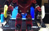 3D gedruckt Humanoidroboter für unter 1000,00 USD