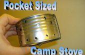 Pocket-Sized Camp Stove (The verbessert