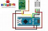 Arduino und Visual Basic RF über Temperatur Feuchtemessung