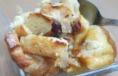 Bagel Brotpudding
