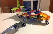 LEGO großes Flugzeug