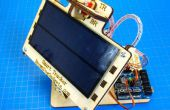 UN-Seguidor Solar einfache Que Tiene Ejes Duales