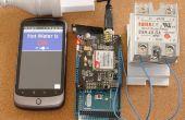 Zuverlässige, sichere, anpassbare SMS Fernbedienung (Arduino/PfodApp) - keine Codierung erforderlich