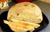 Wie erstelle ich eine hausgemachte Artisan Brot