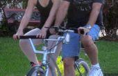 Seite an Seite Fahrrad