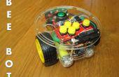 Arduino & MPU-6050 IMU gesteuert Bee Bot / Big Trak Klonen