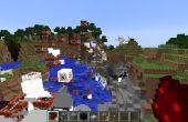 Minecraft-Creative Modus ultimative TNT Kanone