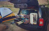 Das ultimative Auto-Camping-Setup
