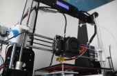 Aufbau einer billigen-3d-Druckers