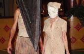 Silent Hill Krankenschwester Kostüm 2011