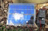 Die Nicaragua-Solar-Panel