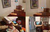 Wie erstelle ich ein Handy / iPhone Kamera Boom und Stativ