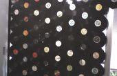Vinyl-Scheiben-Vorhang