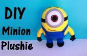 DIY-Minion Plushie