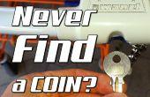 Wie zu entsperren ein Einkaufswagens ohne eine Münze