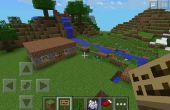 Wie baut man eine Minecraft Haus