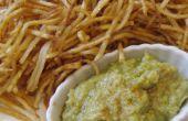 Machen Ihre eigenen Junk-Food: Pommes-frites Edition
