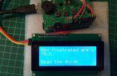 Kurzanleitung zum Arduino LCD 2004 mit PCF8574